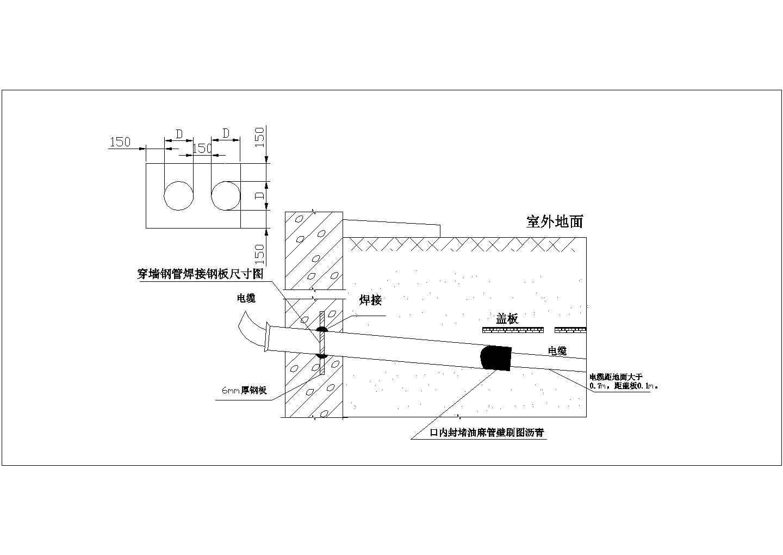 某地大型水电工程水利工程设计图(全套)图片1