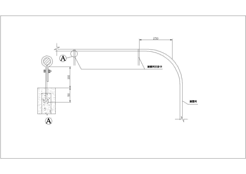 某地大型水电工程水利工程设计图(全套)图片2