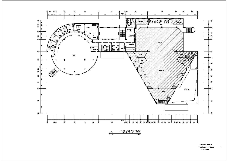 某地区经济开发区文体活动中心改造工程配电设计CAD施工图纸图片3