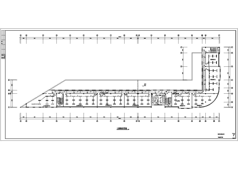 某地区多层办公楼电气设计图(含设计说明)图片1