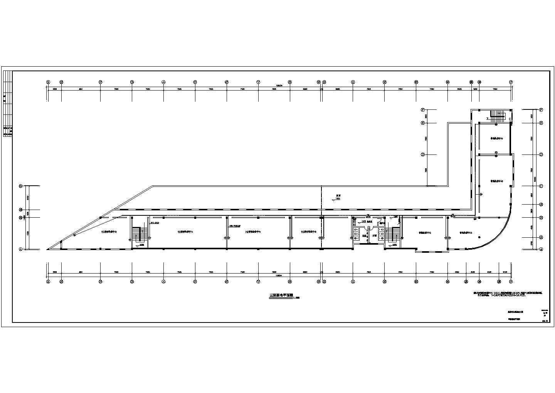 某地区多层办公楼电气设计图(含设计说明)图片3