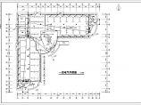 某地区大型办公楼电气照明施工图(共7张)图片1
