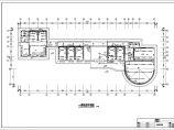 某地区大型办公楼电气设计方案施工图纸(共7张)图片2