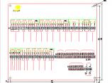 变压器控制电气原理图(全套,共9张)图片3