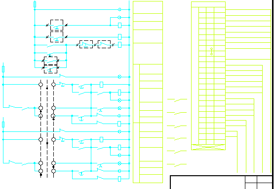 常用电气控制原理图[通用图](共37张)图片3