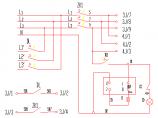变压器控制电气原理图纸(共9张)图片2