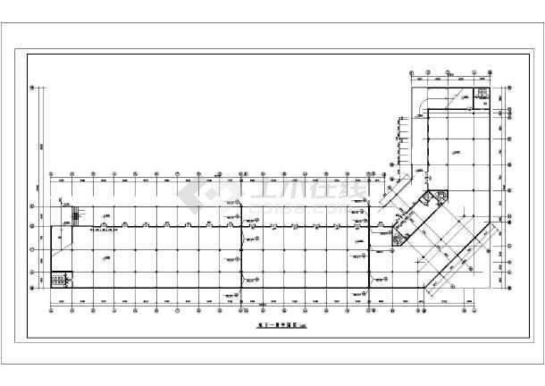 某地古建文物建筑效果图(共9张)-图一