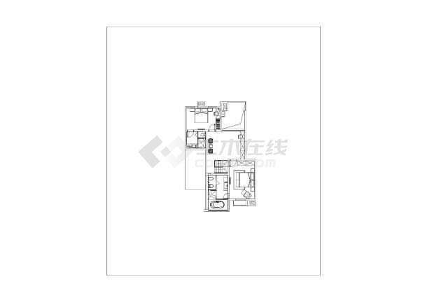 点击查看非常受欢迎的一套别墅建筑效果图(全套)第2张大图