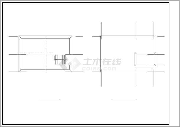新农村两层别墅-BS-01详细设计图纸-图2
