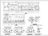 北京大型商业综合体供热锅炉房设计施工图图片1