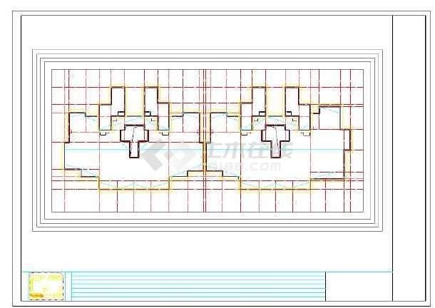 住宅产业化装配式施工图包含建筑结构-图一