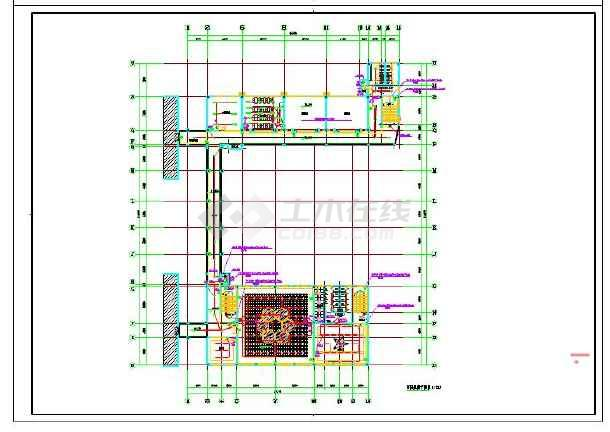 师附小松风校区扩建工程设计电气设计施工图-图一