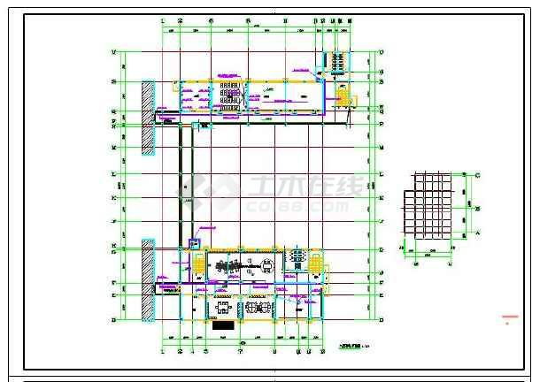 师附小松风校区扩建工程设计电气设计施工图-图二