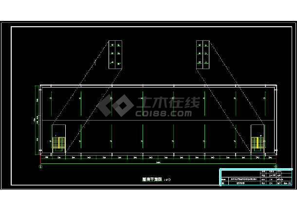 5000平米5层框架结构教师公寓楼建筑、结构全套图毕业设计(含建筑图、结构图、计算书、开题报告、综述、翻译、说明)-图3