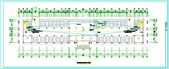 某地多层办公楼电气施工图(全套)图片2