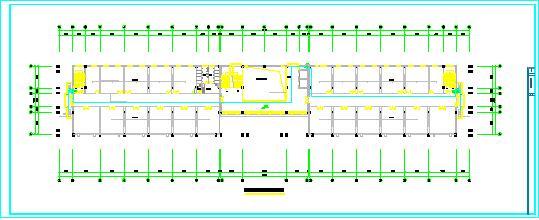 某地多层办公楼电气施工图(全套)图片3
