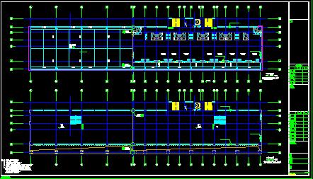 4739.98平米地下一层地上六层框架住宅楼毕业设计投标文件编制(清单报价、建筑图、结构图)图片3