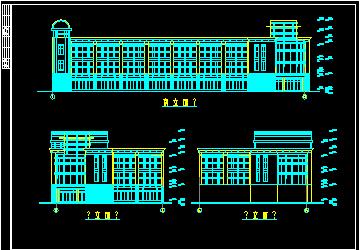 某框架结构办公楼建筑结构设计图纸毕业设计(含建筑图,结构图,施工进度计划表,施工平面布置图,施工组织设计论文)图片2