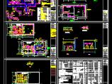 小区供热锅炉房cad设计施工方案图纸图片1