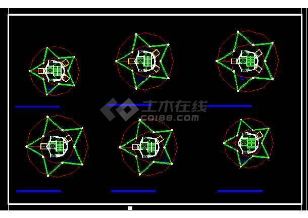 观光塔设计方案与施工全套CAD图纸-图2