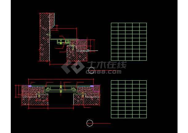 最全的各种类型变形缝构造设计详细图纸方案-图1