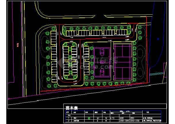 公安分局业务用房南面地块景观提升工程-图1