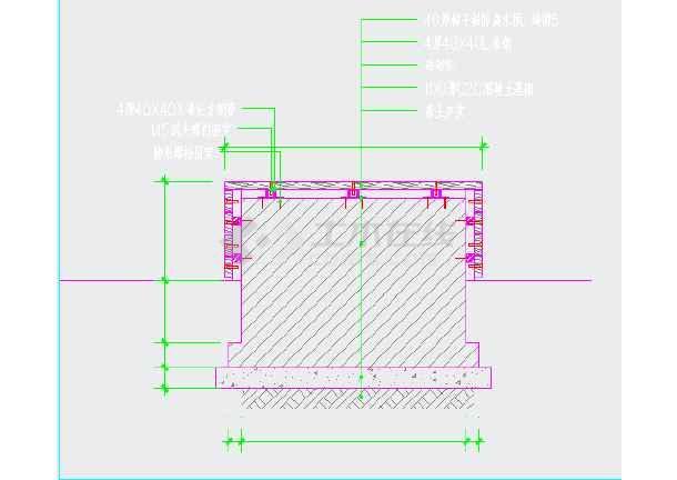 某地第二中学室外景观提升工程-图2