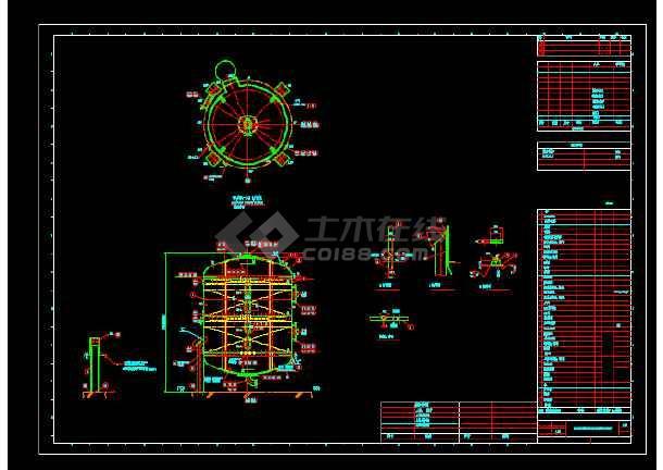 双室浮动阴离子交换器总图-图1