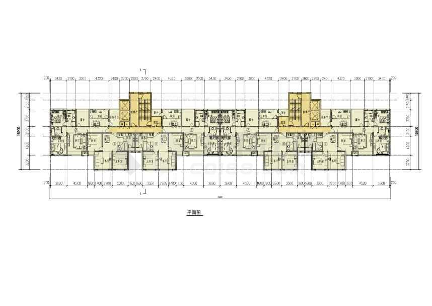 超高层现代化玻璃幕墙式商业综合体建筑设计方案文本-图3