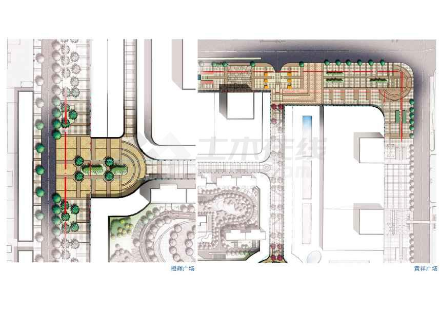 超高层商业大厦综合体建筑设计方案文本-图2