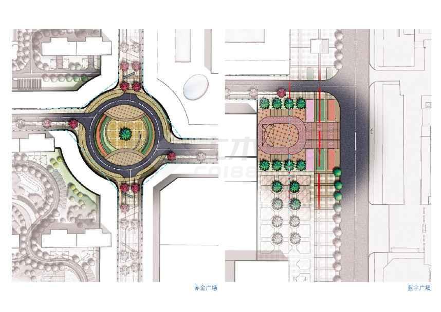 超高层商业大厦综合体建筑设计方案文本-图3