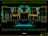 某多层办公楼空调系统设计cad施工方案图纸图片2