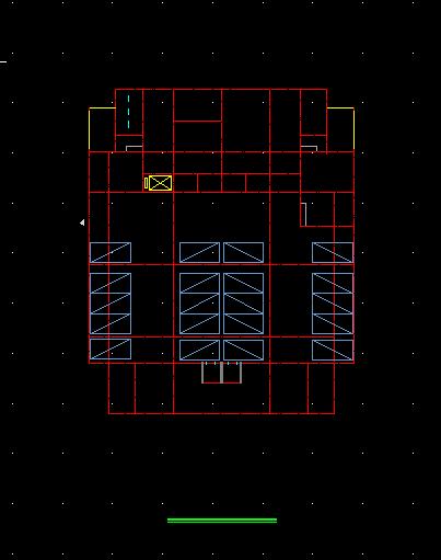 安乐堂古建筑方案设计施工全套CAD图纸图片2