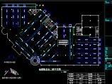 某环保空调室内cad施工设计布置图纸图片2