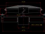 某地区含报价铸造车间环保空调设计cad方案施工图图片1