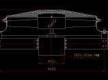 某地区含报价铸造车间环保空调设计cad方案施工图图片2