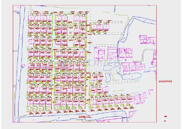 星华东区、红星公寓绿化提升工程施工图-图2