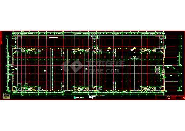 某五层厂房仓库全套建筑设计施工图-图2