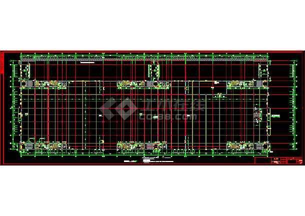 某五层厂房仓库全套建筑设计施工图-图3