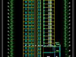 某18层综合办公楼电气cad施工图纸图片3