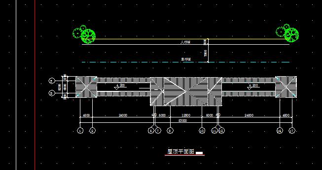 一套古建筑方案设计全套CAD图纸图片3