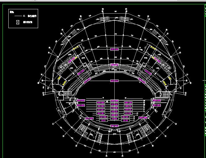 大型舞台照明系统设计方案全套CAD图纸图片3