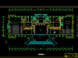 某多层办公楼空调系统设计施工cad图图片2