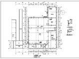 某工业供热锅炉房施工图纸(标注详实)图片1