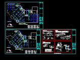 环保空调室内cad施工方案设计图纸图片1