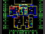 某18层综合办公楼电气cad施工方案设计图纸图片2