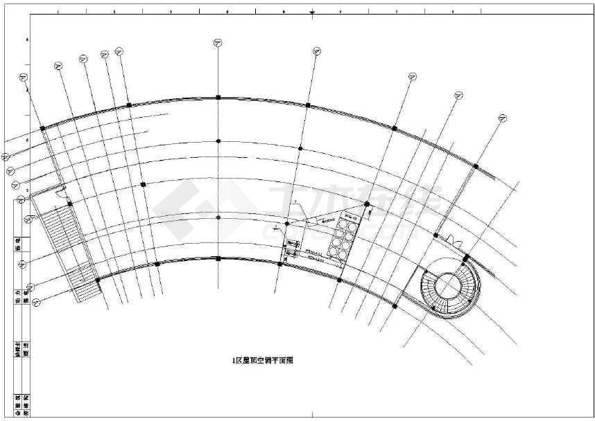 点击查看某别墅空调图cad图纸(标注详实)第1张大图