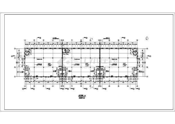 湖州某节能环保产业园(一期)建安及附属工程建筑设计施工图-图2