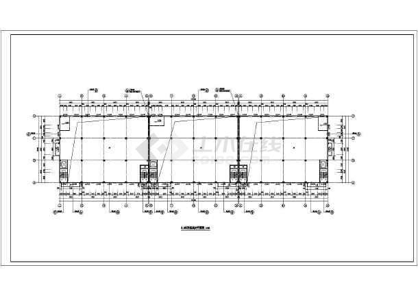 湖州某节能环保产业园(一期)建安及附属工程建筑设计施工图-图3