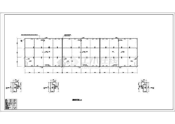 湖州某节能环保产业园(一期)建安工程电气设计与施工-图2